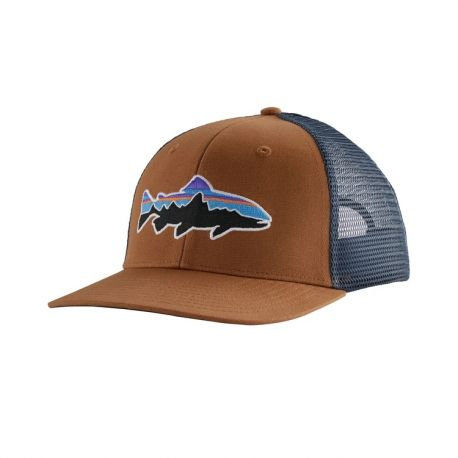 Fitz Roy Trout Trucker Hat Patagonia
