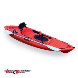 Kayak SKANDYNAVIAN modelo Drakkar Fishing