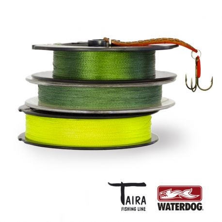 Multifilamento TAIRA-WATERDOG BRAIDED